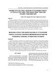 Nghiên cứu cấu trúc protein cytochrome P450C21 (cyp21a2) ở đột biến trên người bệnh tăng sản thượng thận bẩm sinh