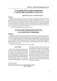 Tỷ lệ nhiễm mycoplasma pneumoniae ở trẻ em viêm phổi bằng kỹ thuật PCR