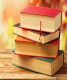 Đề tài nghiên cứu: Phương pháp dạy học môn Toán 1 trường tiểu học BLăng – xã Chơ Chun – huyện Nam Giang
