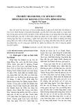 Tìm hiểu hoành phi, câu đối hán nôm đình thần Dư Khánh (Tân Uyên, Bình Dương)