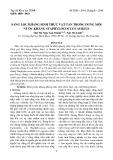 Sàng lọc kháng sinh thực vật tan trong dung môi nước kháng Staphylococcus aureus