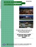 Kế hoạch phát triển dân tộc thiểu số (EMDP) - Dự án phát triển các đô thị loại vừa - Tiểu dự án thành phố Lào Cai: Các hạng mục bổ sung