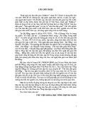 Thư mục chuyên đề: Văn hóa dân gian Đà Nẵng