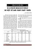Du lịch tỉnh Bắc Ninh qua con số thống kê và một số giải pháp phát triển - ThS. Khổng Văn Thắng