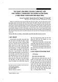 Tác dụng lâm sàng của đầu châm kết hợp cao thông u trong điều trị chứng huyễn vựng (thiểu năng tuần hoàn não mạn tính)