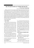 Điều trị chấn thương tụy tại Bệnh viện Việt Đức