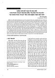 Đánh giá kết quả xa sau mổ của phẫu thuật nội soi điều trị ung thư dạ dày tại khoa phẫu thuật tiêu hóa bệnh viện Việt Đức