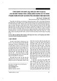 Ứng dụng của ABIC (Age bilirubin inr creatinin) chỉ số mới trong tiên lượng biến chứng và tử vong ở bệnh nhân xơ gan tại khoa tiêu hóa bệnh viện Bạch Mai