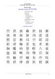 tự học chữ nôm căn bản: phần 5 - lê văn Đặng