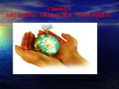 Bài giảng Hóa công nghệ - Chương 1: Đại cương về hóa học môi trường