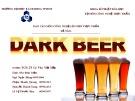 Bài giảng Công nghệ lên men - Bài: Bia đen