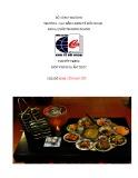 Bài thuyết trình Văn hóa ẩm thực - Mâm cổ ngày tết