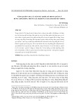 Nâng quyền cho các dân tộc thiểu số trong quản lý rừng cộng đồng: Những giá trị rừng tâm linh truyền thống
