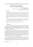 Hình tượng con người bản năng trong văn xuôi Việt Nam hiện đại