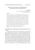 Tiên đoán của Hồ Chí Minh về vấn đề Đông Dương và Thái Bình Dương trong thế giới đương đại