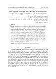 Chọn lọc dòng vi khuẩn và tối ưu hóa phản ứng tổng hợp tinh chất bạc hà (L-menthol) từ hỗn hợp racemic menthyl benzoate