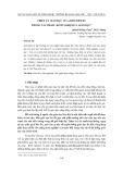 """Triết lý giáo dục của John Dewey trong tác phẩm """"Kinh nghiệm và Giáo dục"""""""