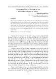 Văn học kỹ nữ Trung Quốc trung đại - dòng riêng giữa nguồn chung