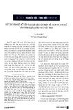 Một số vấn đề về tiếp tục cải cách bộ máy tổ chức và cơ chế vận hành của chính phủ Việt Nam