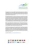 Đầu tư cho các Hệ sinh thái Vùng bờ biển