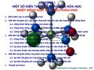 Bài giảng Hóa học - Chương 1: Một số kiến thức về phản ứng hóa học (Nhiệt động học và chiều phản ứng)