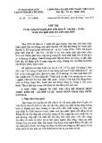Chỉ thị số 13/7/2015/CT-UBND