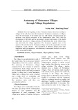 Autonomy of Vietnamese Villages through Village Regulations