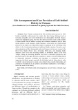 Life Arrangement and Care Provision of Left-behind Elderly in Vietnam