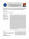 Nhận diện sự tồn tại của mặt mô phỏng đáy biển (BSR), những thách thức còn tồn tại trong công tác thăm dò Gas Hydrate