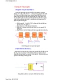 Bài giảng Vật lý - Chương 11: Mạch nguồn