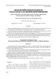 Đánh giá sinh trưởng và năng suất của nấm sò vua (Pleurotus eryngii (Đc.:Fr.) Quel) trên nguyên liệu nuôi trồng khác nhau