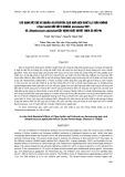 Tác dụng ức chế vi khuẩn in vitro của cao khô dịch chiết lá trầu không (Piper betle) đối với vi khuẩn Aeromonas spp. và Streptococcus agalactiae gây bệnh xuất huyết trên cá rô phi