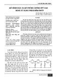 Mô hình hoá và mô phỏng chống sét van bằng sử dụng phần mềm ETMP