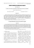 Các hợp chất phenolic và lợi ích cho sức khỏe con người