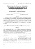 Công cụ X.ent cho trích xuất dữ liệu thực thể, quan hệ giữa thực thể và hỗ trợ phân tích dữ liệu trong các tạp chí về phòng chống dịch bệnh trong nông nghiệp của Pháp