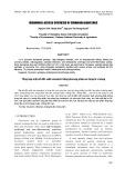 Tổng hợp một số dẫn xuất Coumarin bằng phương pháp sử dụng lò vi sóng