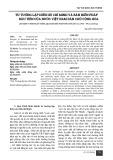 Tư tưởng lập hiến Hồ Chí Minh và bản hiến pháp đầu tiên của nước Việt Nam Dân chủ cộng hòa