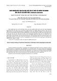 Khảo nghiệm độc tính của hóa chất bảo vệ thực vật nhóm Pyrethroid đến loài ốc vặn nước ngọt (Angulyagra polyzonata)