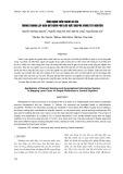 Ứng dụng viễn thám và Gis trong thành lập bản đồ thảm phủ lưu vực Srepok vùng Tây Nguyên