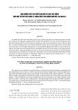 Ảnh hưởng của các mức đạm bón và mật độ trồng đến một số chỉ tiêu sinh lý, năng suất của giống ngô nếp lai Hua518