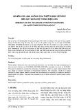 Nghiên cứu ảnh hưởng của thiết bị bảo vệ rơle đến sự tan rã hệ thống điện lớn