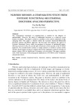 Nursery rhymes: A comparative study from systemic functional multimodal discourse analysis perspective