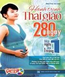 Ebook Hành trình thai giáo 280 ngày: Phần 1 - NXB Phụ nữ
