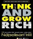 13 nguyên tắc nghĩ giàu, làm giàu: phần 1 - nxb lao động xã hội