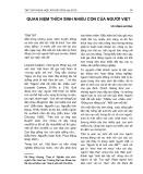Quan niệm thích sinh nhiều con của người Việt