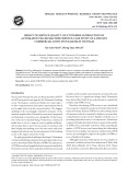 Impact of service quality on customer satisfaction of automated teller machine service: Case study of a private commercial joint stock bank in Vietnam