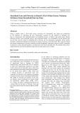 Farmland loss and poverty in Hanoi's Peri-Urban Areas, Vietnam: Evidence from household survey data