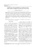 Empirical study on the relationship between the satisfaction of family business and their participation in convenience store chain in Vietnam