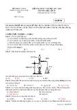 Đề kiểm tra HK 2 môn Hóa học lớp 10 năm 2018 - Phan Ngọc Hiển - Mã đề 265
