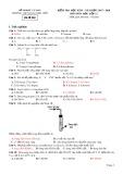 Đề kiểm tra HK 2 môn Hóa học lớp 11 năm 2018 - Phan Ngọc Hiển - Mã đề 004